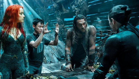 Aquaman 2 vizyon tarihi belli oldu!