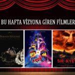 Bu hafta vizyona giren filmler - 8 Şubat