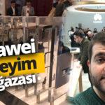 Huawei'nin Türkiye'deki ilk deneyim mağazası açıldı!