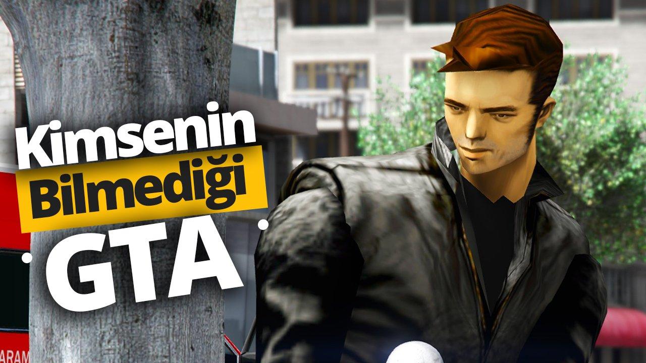 Kimsenin bilmediği GTA oyunu!