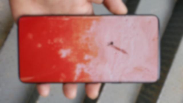 Kırmızı Galaxy S10 ortaya çıktı!