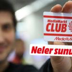 MediaMarkt CLUB kart nedir? Ne işe yarar?
