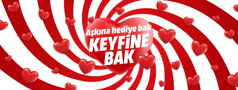 MediaMarkt Sevgililer Günü indirimlerini kaçırmayın!