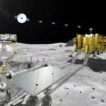 NASA, Çin'in Ay'ın Uzak Yüzüne İndirdiği Uzay Aracını Fotoğrafladı